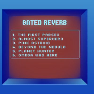 Kir Stepanoff - Gated Reverb (2018) tracklist